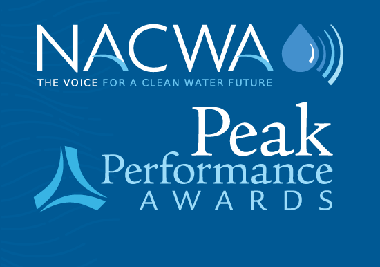 NACWA honors Berkeley County PSSD with Peak Performance Awards