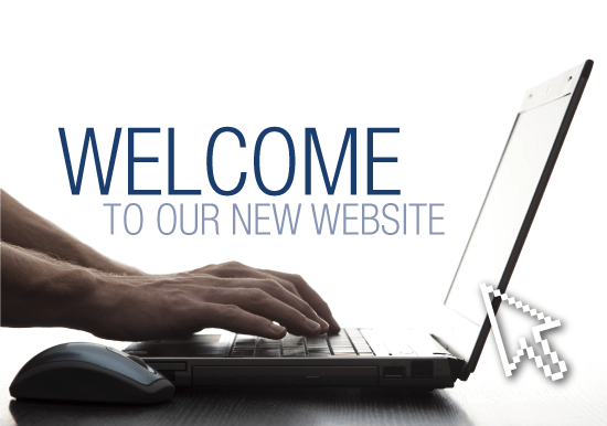 Welcome to our new Website Slideshow